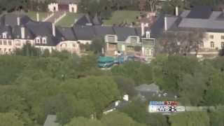 WFAA-TV All Smiles Dental - Richard Malouf Residential Waterpark update October 8, 2012