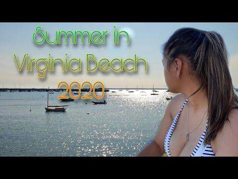 What Virginia Beach Looks Like In 2020 Summer Edition | Pandemic Getaway