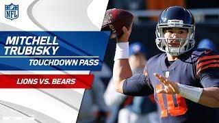 Bears Force Fumble & Howard's Run Sets Up Trubisky's TD Pass! | Lions vs. Bears | NFL Wk 11