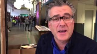 Mijn ESIW: Pieter Bon over Fontys ACI tijdens ESIW15