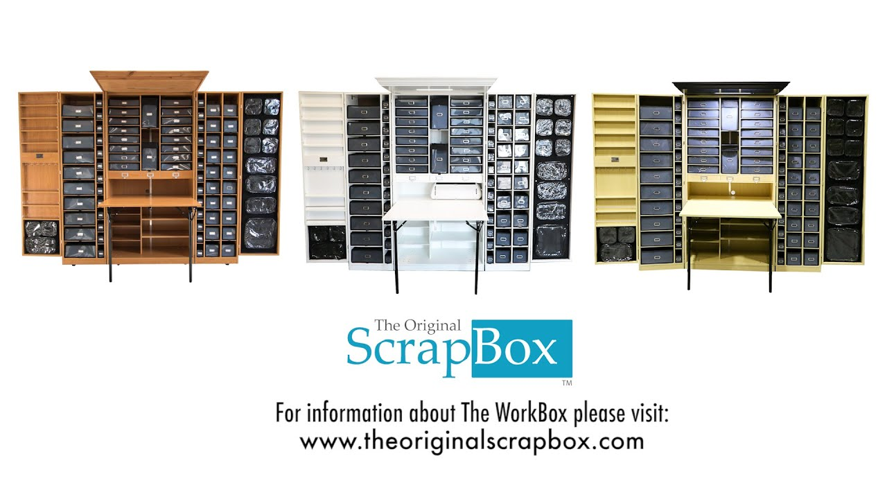 the original scrapbox the workbox 2 0 2 min clip youtube. Black Bedroom Furniture Sets. Home Design Ideas