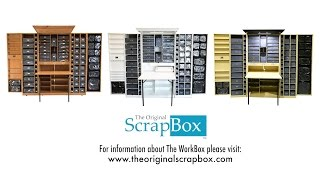 The Original ScrapBox The WorkBox 2.0 (2 Min. Clip)
