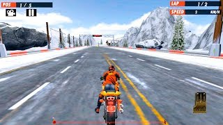 Bike Race 3D - Moto Racing - Gameplay Android game