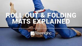 Roll Out & Folding Mats