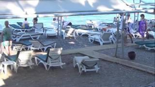 Crystal Aura Beach Resort & SPA 5* Турция Кемер Пляж