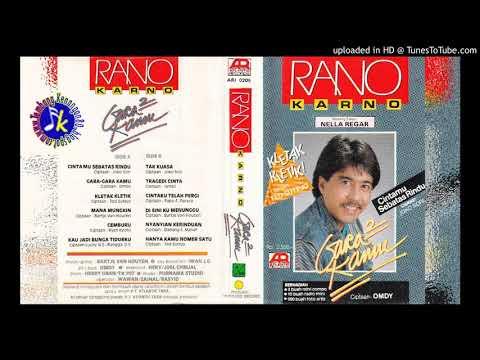 Rano Karno_Gara Gara Kamu full Album