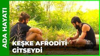 Yusuf, Ria'nın Elenmesine Üzüldü - Survivor 76  Bölüm