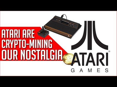 Atari's Latest Con: Casino Crypto Currency Called 'Atari Pong'