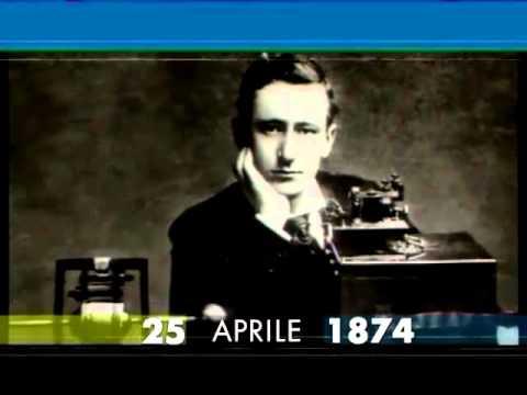 25 aprile 1874 nasce Guglielmo Marconi
