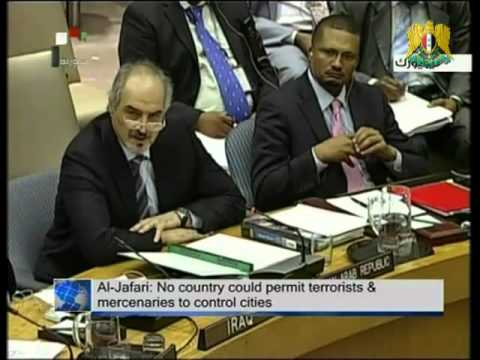 Syria News 1.9.2012. Army continue chasing fleeing terrorists.Lavrov: Syrians Decide Their Destiny