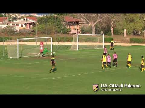 Palermo-Mazara, gli highlights del primo tempo