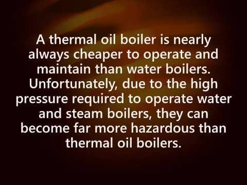 Understanding Thermal Oil Boilers