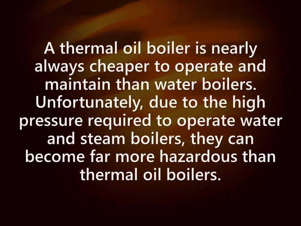 Understanding Thermal Oil Boilers - YouTube
