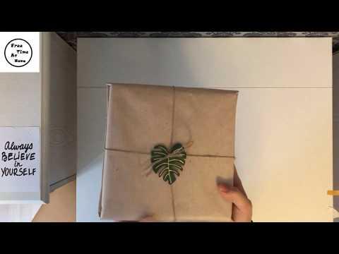 Упаковка подарка (Книга)