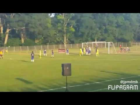 Bicycle Kick Goal - Muskegon Risers' Justin Cartwright