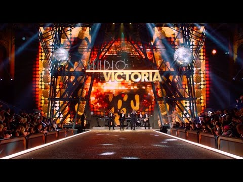 Bruno Mars - 24K Magic [Victoria's Secret 2016 Fashion Show Performance]