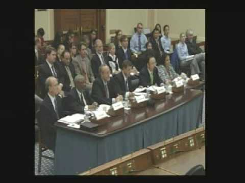Hearing: The Endangered Species Act Reviewing the Nexus of Science and Policy