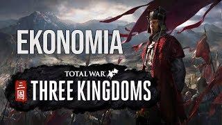 Total War: Three Kingdoms - Ekonomia
