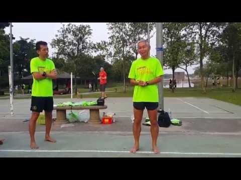 20150215 Barefoot Running Clinic [Tan Wah Sing]