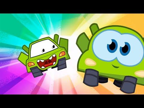Om Nom Stories 💚 Super Noms - Bedtime Play (Cut The Rope) 💚 Kedoo ToonsTV