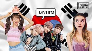 Je réagis à la K-POP 🇰🇷 thumbnail