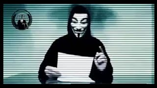 ANONYMOUS- UNMASKED A MESSAGE FROM VIDIUS - REVELATION