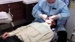 Dave at the Dentist using hypnosis instead of anesthesia