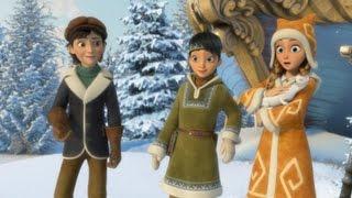Снежная королева 3: Огонь и Лед — Русский тизер-трейлер (2016)
