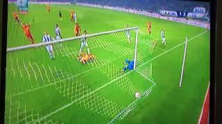 A Konya spor 1/2 Galatasaray kupa maçı