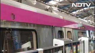 दिल्ली मेट्रो की मजेंटा लाइन पूरी तरह तैयार