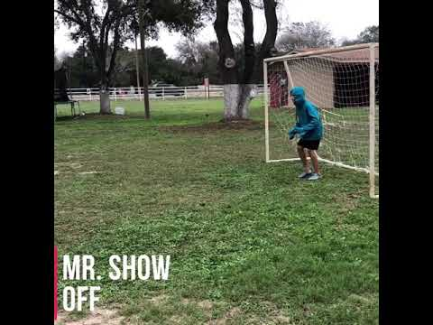 Soccer Stereotype Kid Masters