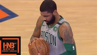 Boston Celtics vs New York Knicks 1st Half Highlights / Feb 24 / 2017-18 NBA Season