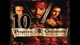 Pirates of the Caribbean: The Legend of Jack Sparrow Walkthrough Gameplay - Cursed Pirates - Part 10