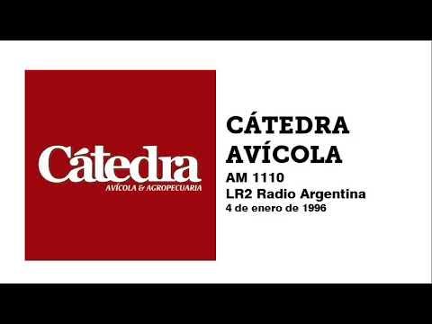 CÁTEDRA AVÍCOLA (Radio Argentina, 04-01-1996) - YouTube