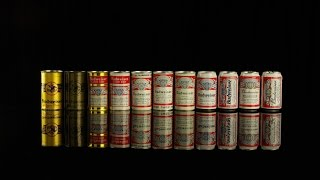 Happy Birthday, Beer Can! 80 Beers for 80 Years