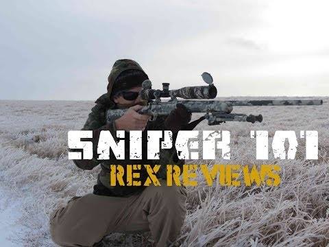 SNIPER 101 Part 10 - Fluted Barrel Rigidity and Cooling Dynamics - Rex Reviews