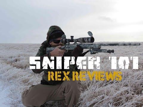SNIPER 101 Part 10 - Fluted Barrel Rigidity and Cooling Dynamics - Rex Reviews