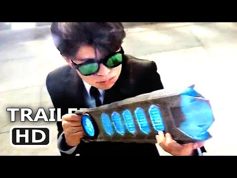 ARTEMIS FOWL Official Trailer Teaser (2019) Disney Movie HD