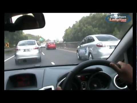 Media Test Drive Ford Fiesta Sedan
