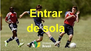 Baixar One-minute Portuguese Lesson [Video]: Entrar de sola – Soccer vocabulary
