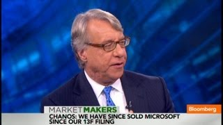 Gambar cover Jim Chanos: 'I Don't Think Apple's a Value Stock'