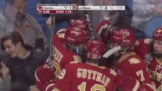 UMass Hockey: 2019 Frozen Four Flashback
