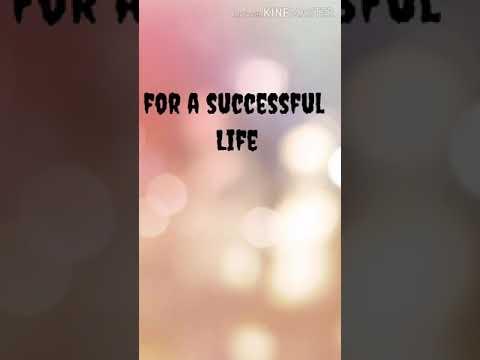 5 Magic Sentences For Successful Life