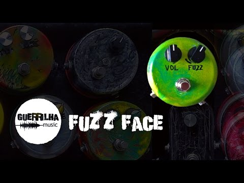 how to build a fuzz face