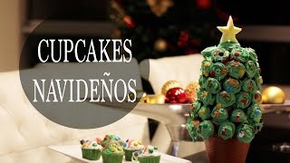 Cupcakes Navideños | What The Chic Thumbnail