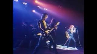 Scorpions - Lovedrive (1979 Video)