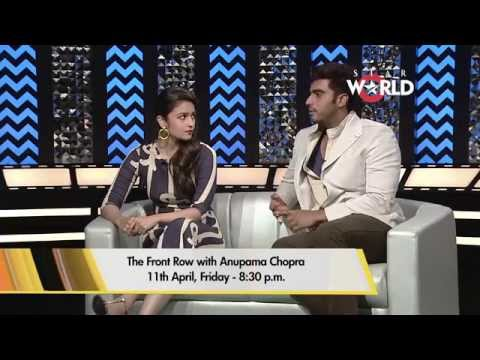 Sneak Peek: Alia Bhatt And Arjun Kapoor On The Front Row