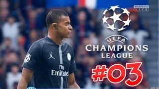 PSG vs Juventus 1/4 Finale Ligue des Champions 2018/2019 | FIFA 19 #03