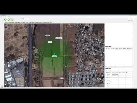 ARTsys360 drone detection Map 2017 6 21