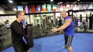 Hardcorowy Koksu pokazuje co bedzie na MMA 27 Kwietnia 2017 Video